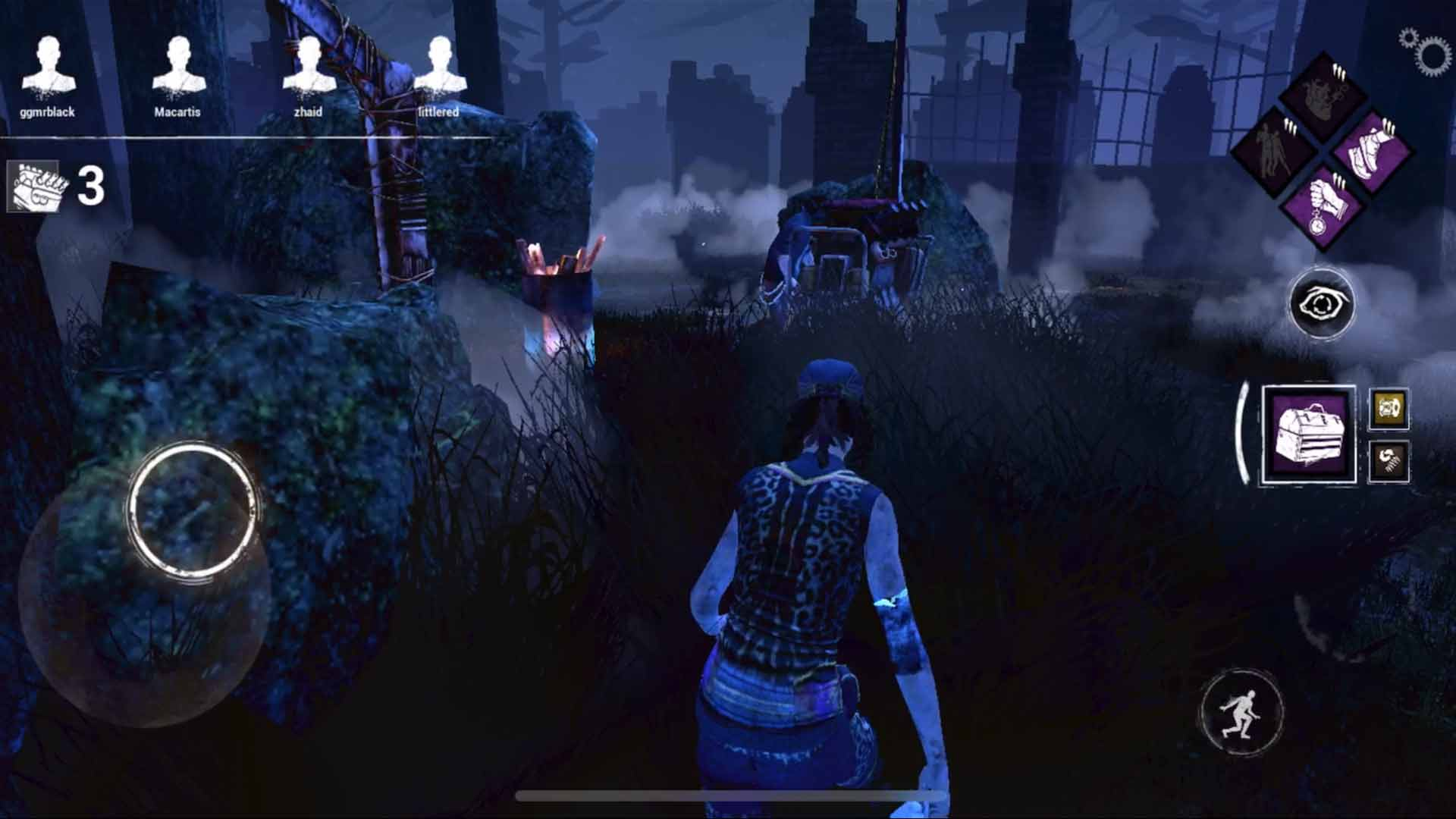 Dead by Daylight Mobile game