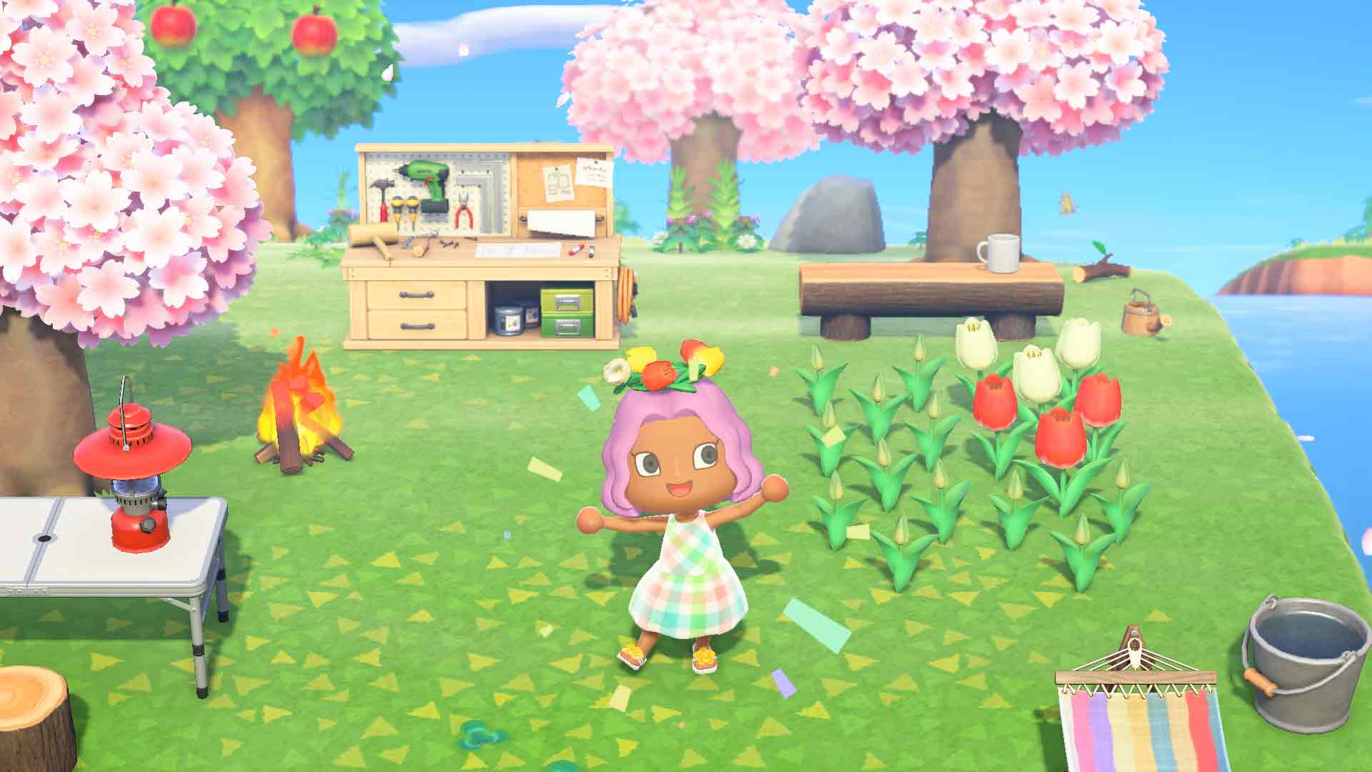 Animal Crossing: New Horizons File Size