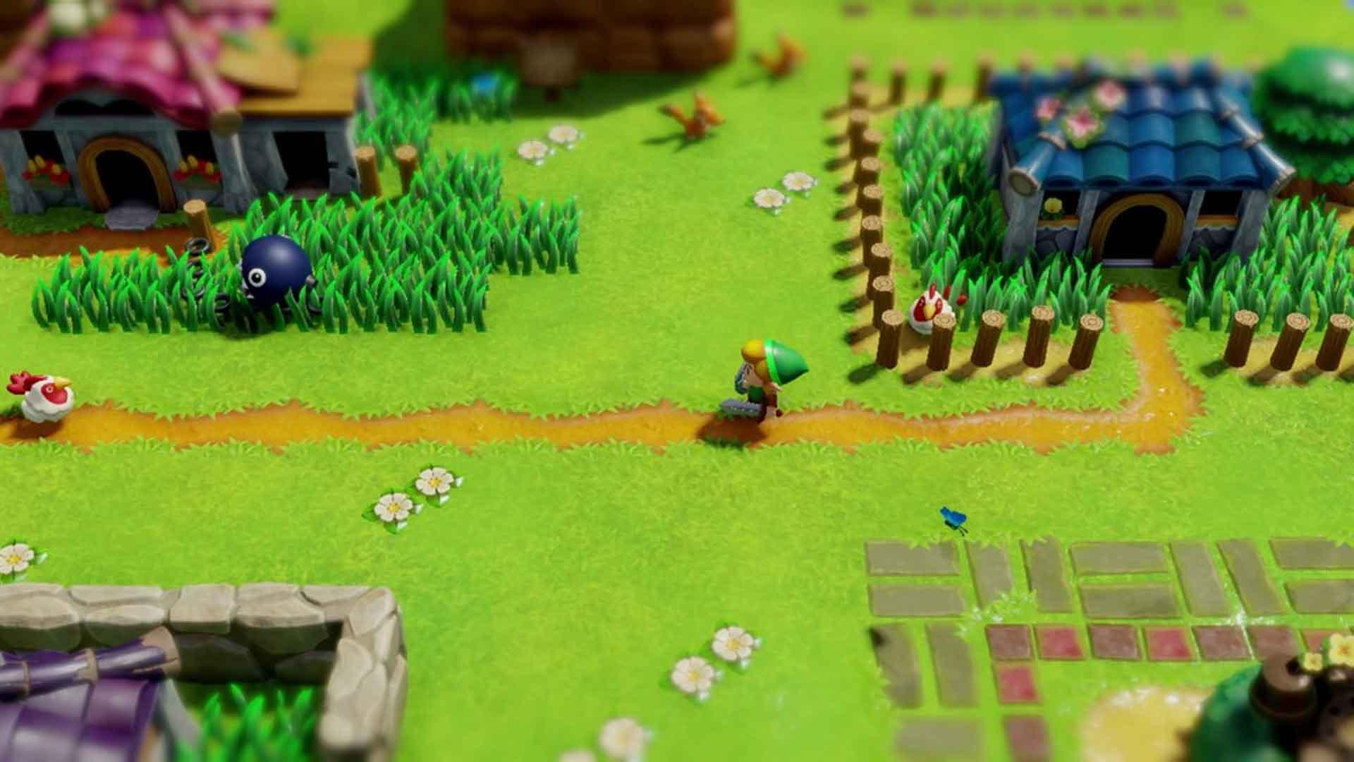 The Legend of Zelda: Link's Awakening File Size