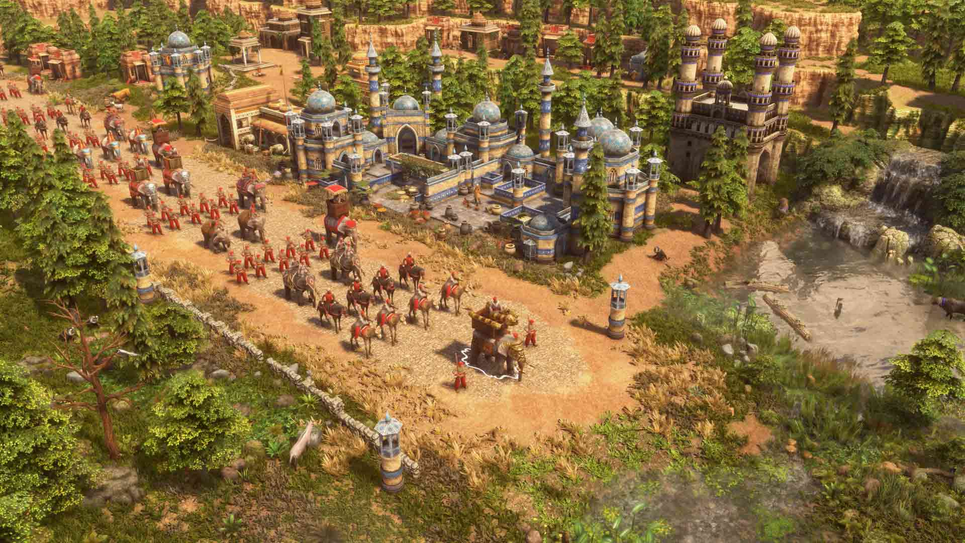 Age of Empires 3: Definitive Edition File Size
