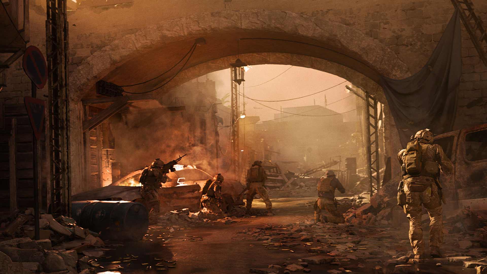 Call of Duty: Modern Warfare Xbox One X Screenshot