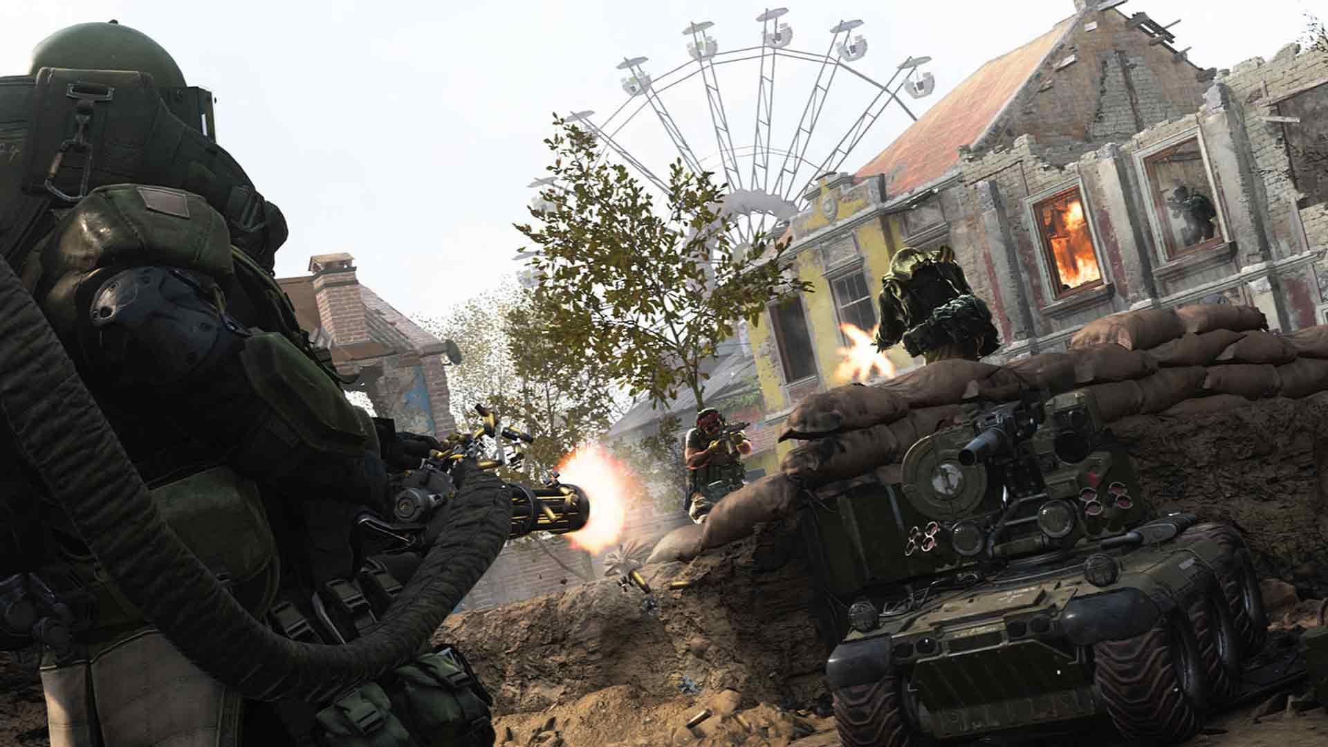 Call of Duty: Modern Warfare Hardpoint