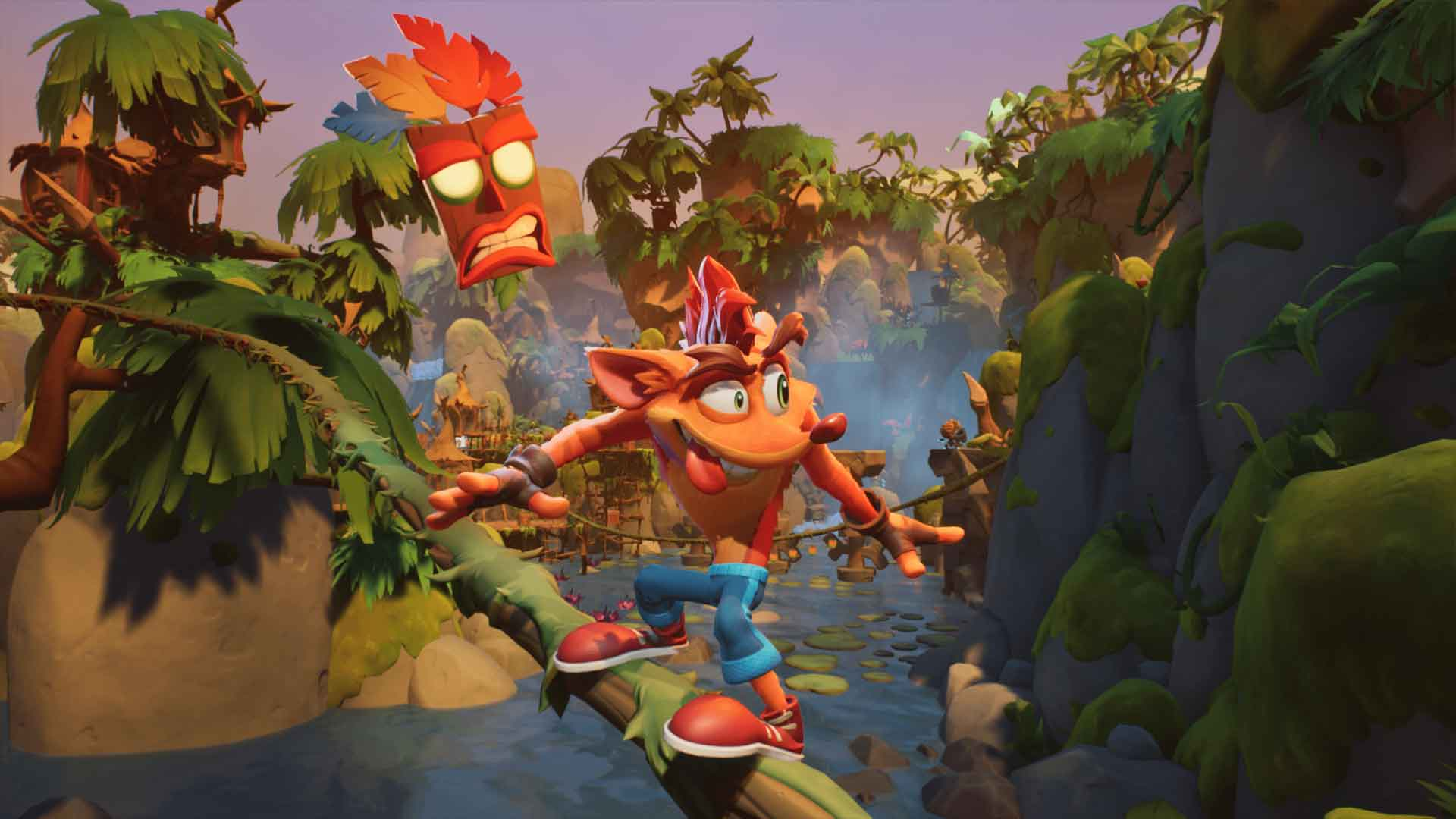 Crash Bandicoot 4: It's About Time File Size