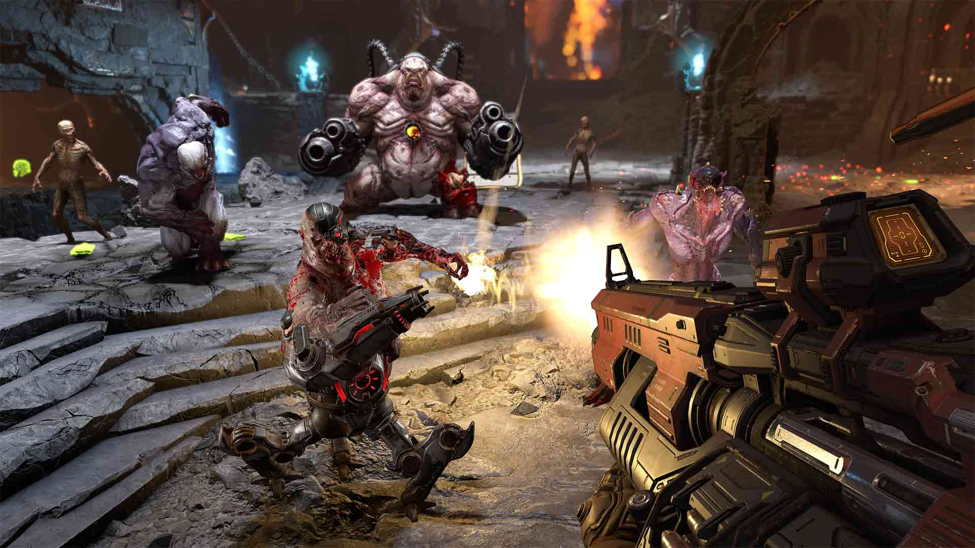 Xbox Game Pass DOOM Eternal