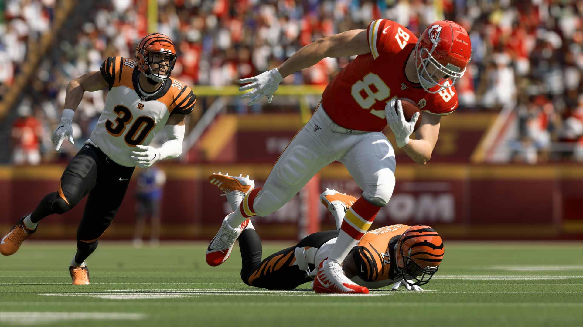 Madden NFL 20 Xbox One X