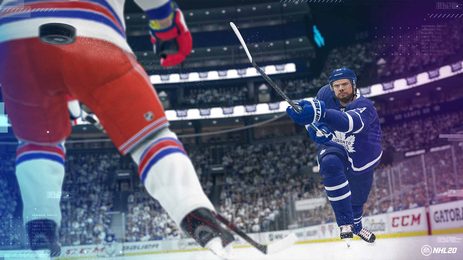 NHL 21 File Size