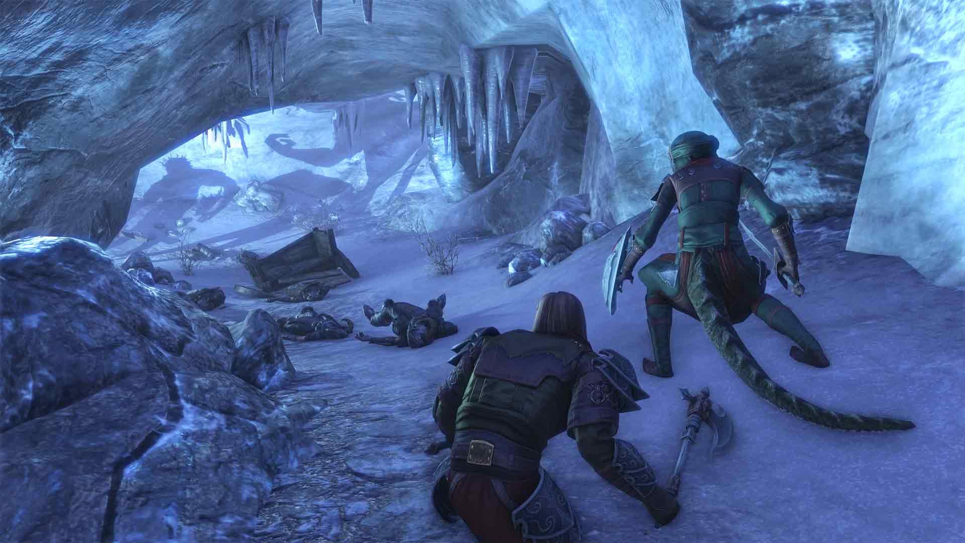The Elder Scrolls Online: Harrowstorm Screenshot