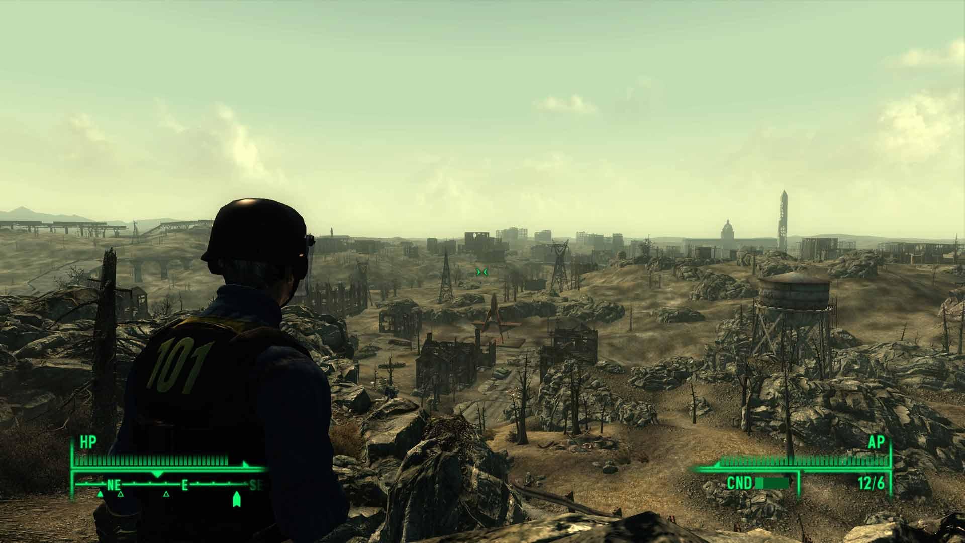 Fallout 3 Xbox Screenshot