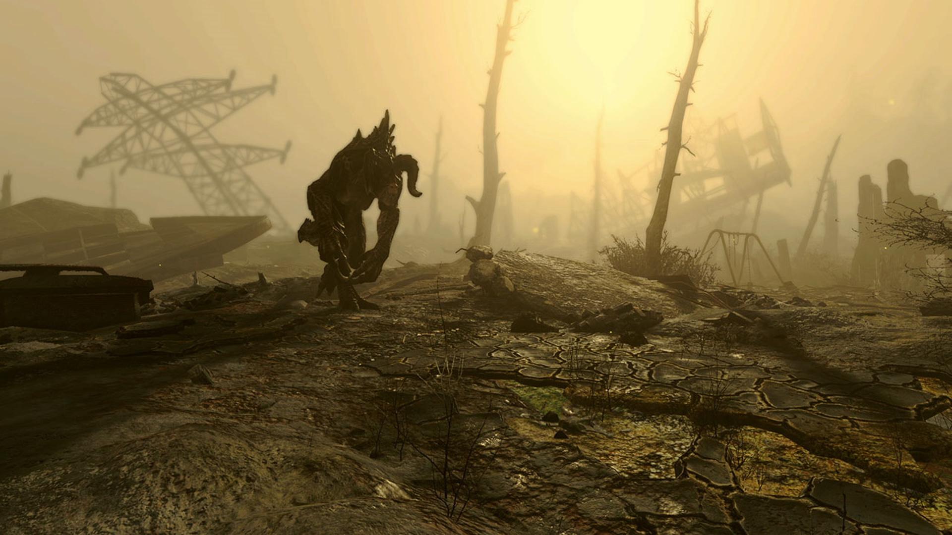 Fallout 4 Xbox Series X FPS Boost vs 60fps Mod Comparison