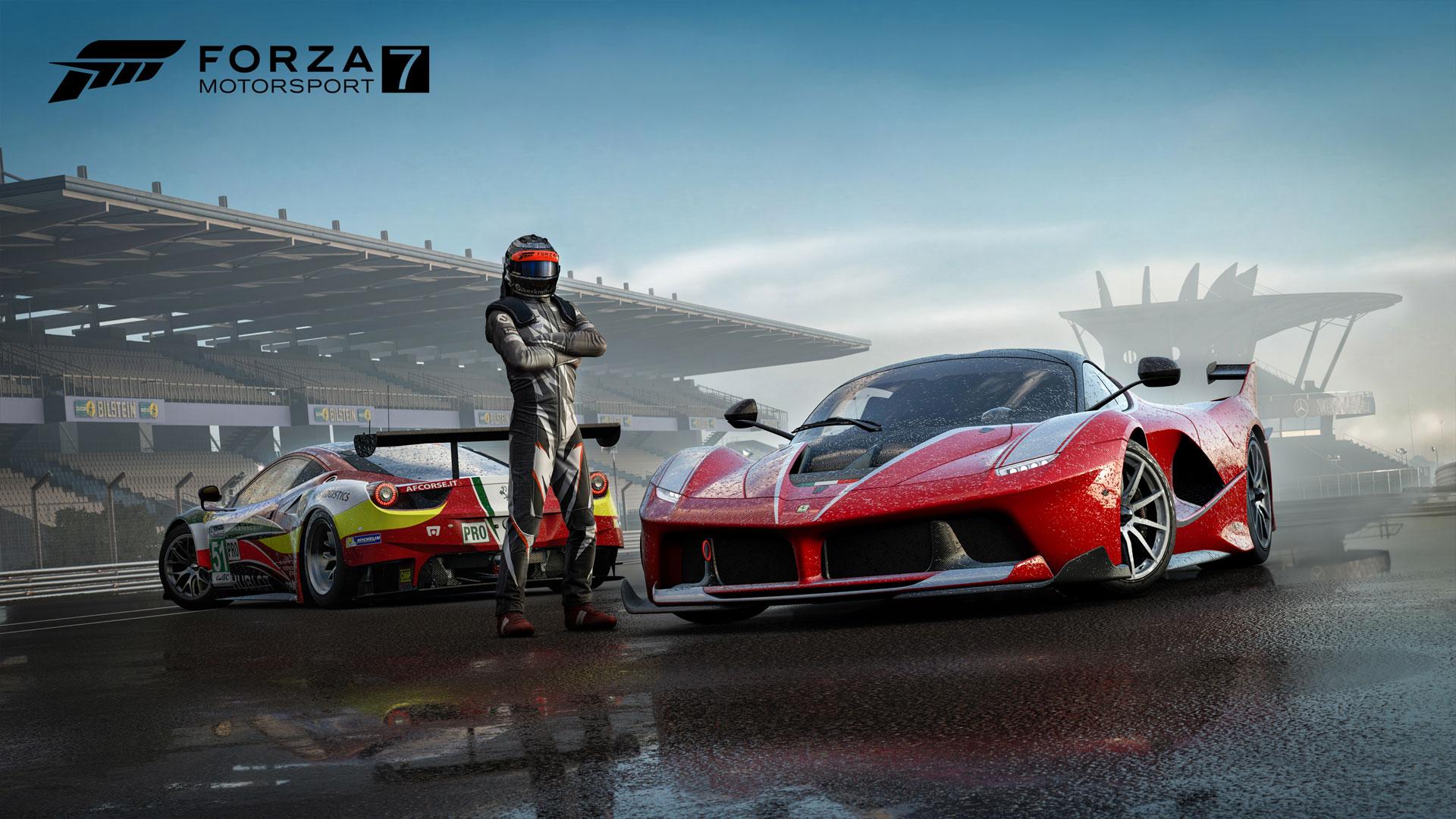 Forza Xbox Game Pass