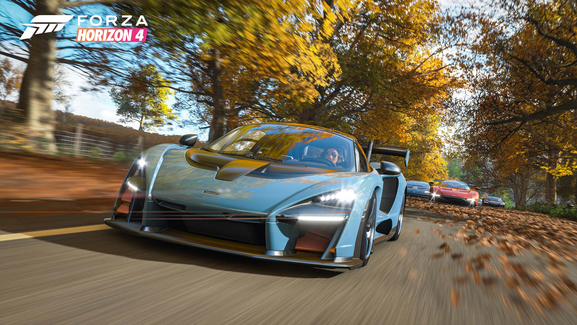 Forza Horizon 4 Xbox Series X Optimized
