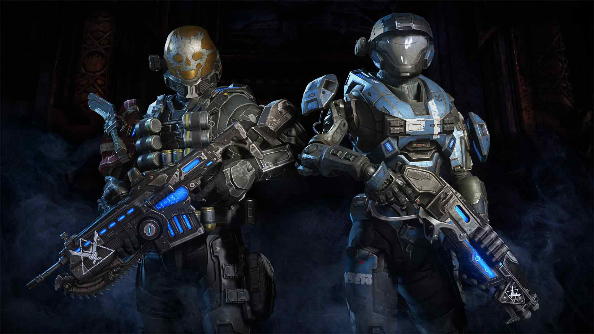 Gears 5 Halo Reach Character Pack