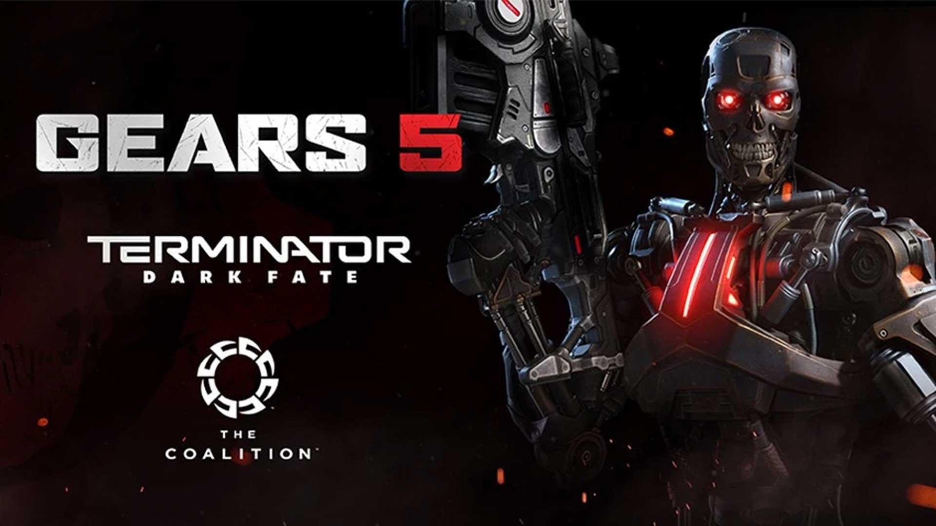 Gears 5 Terminator Dark Fate Character Pack