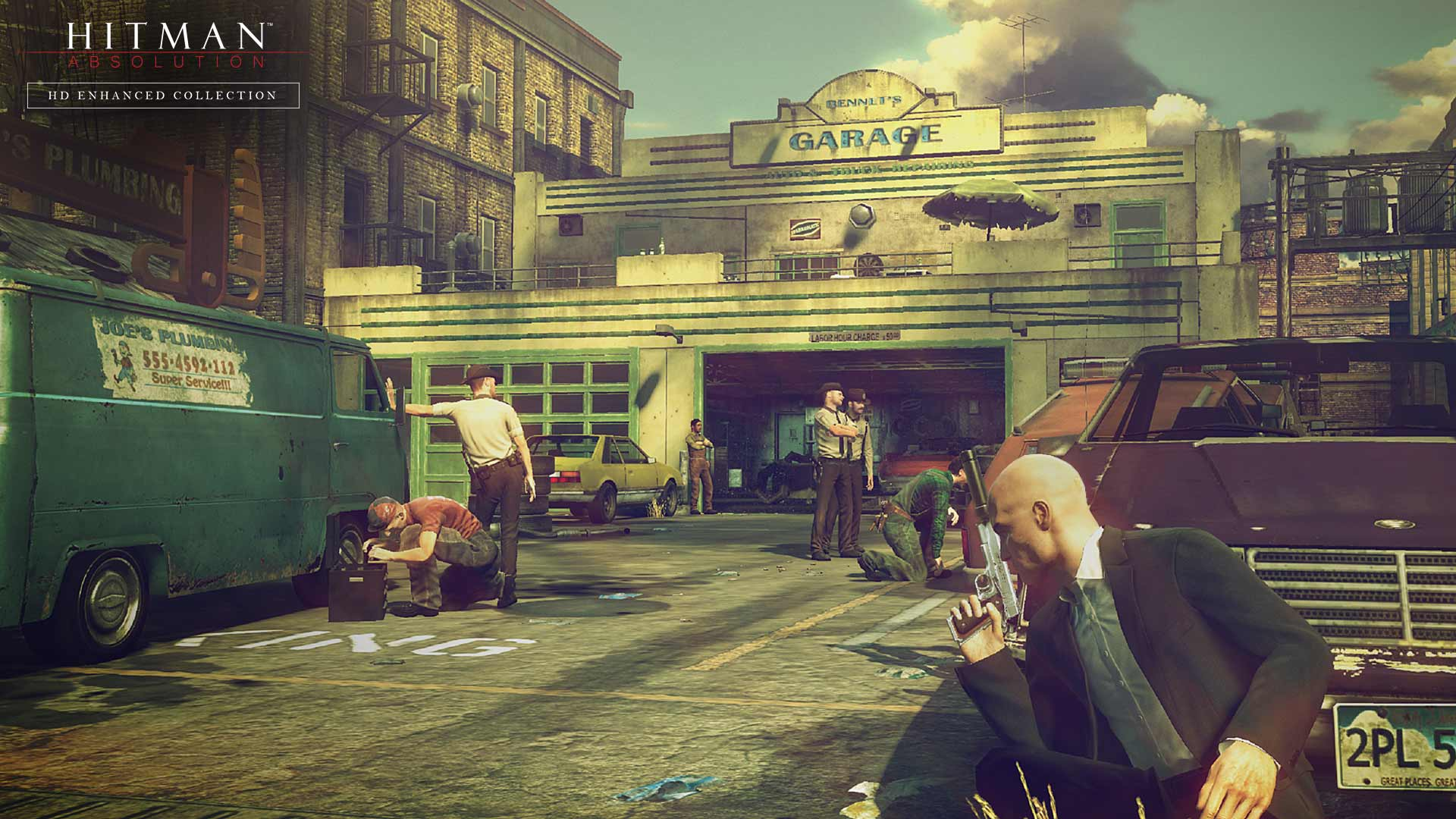 Hitman Absolution Missions List Of Levels Locations Gamerheadquarters