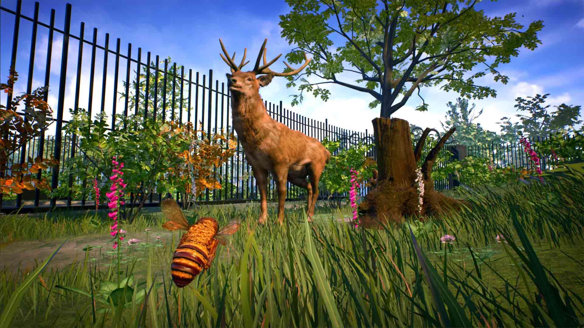 Bee Simulator game