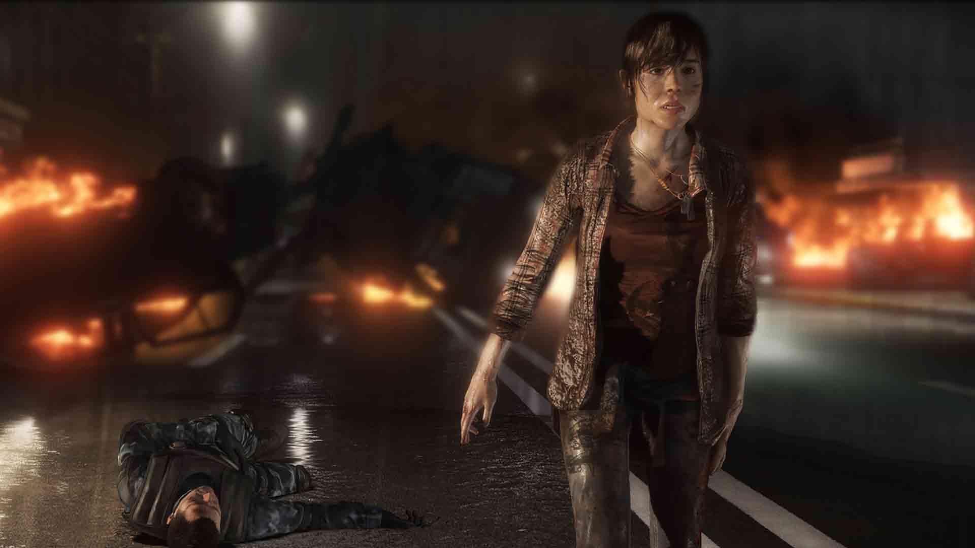 Beyond Two Souls PS5