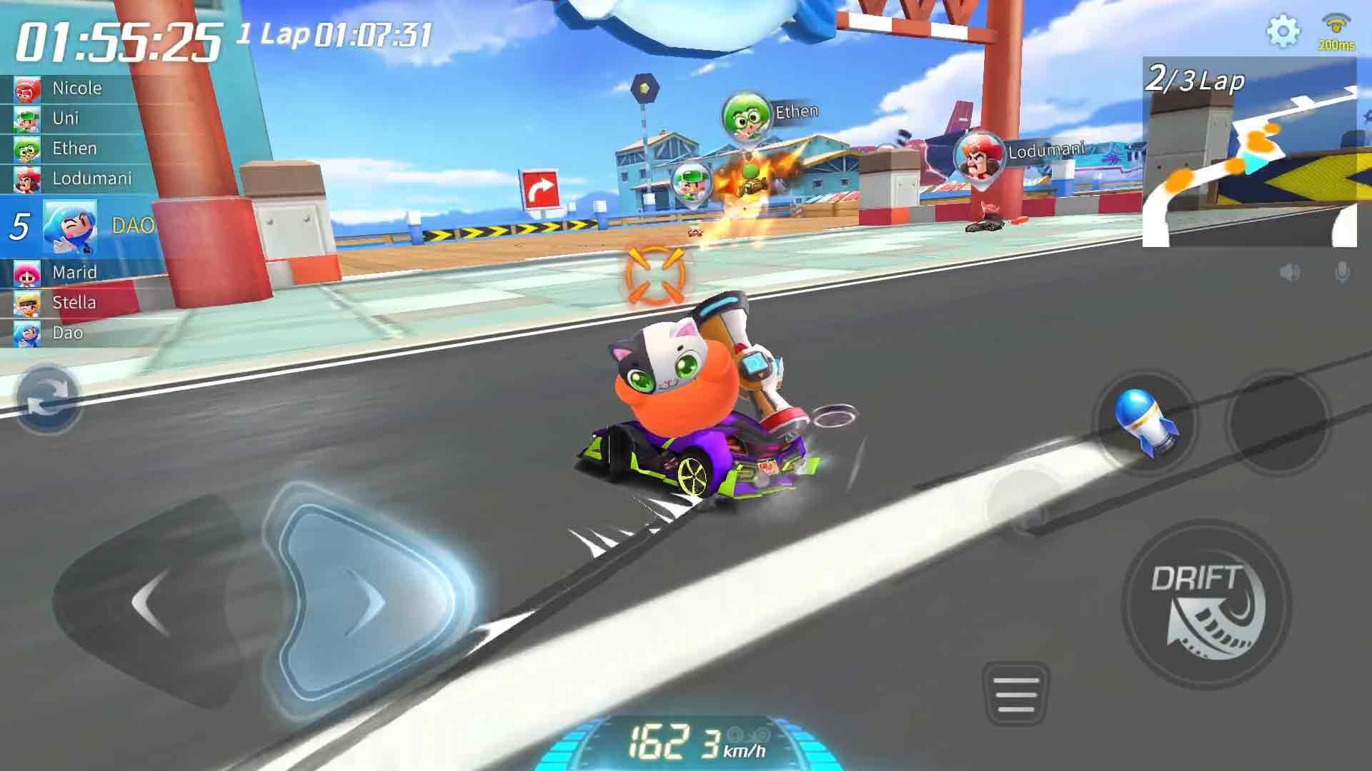 KartRider Rush+ wallpaper