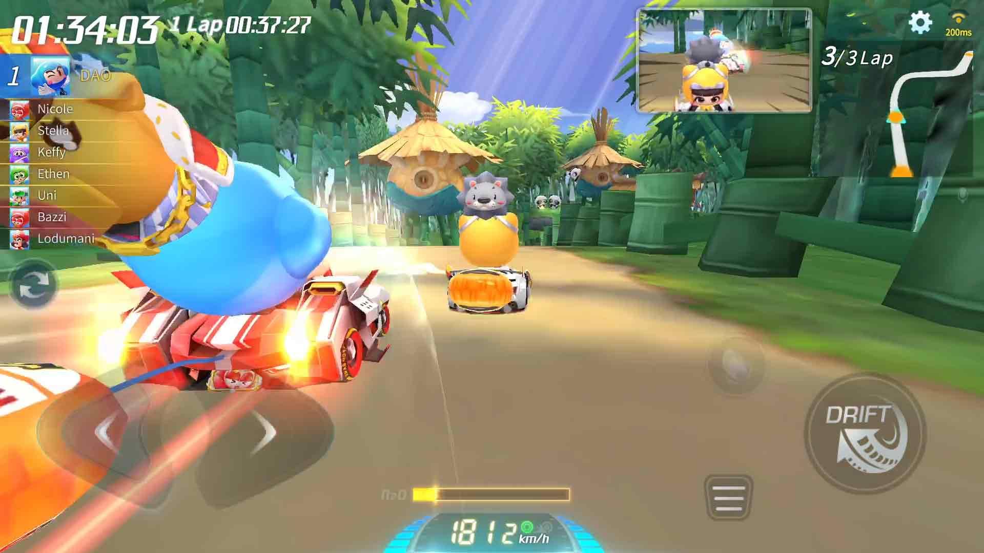 KartRider Rush+ game