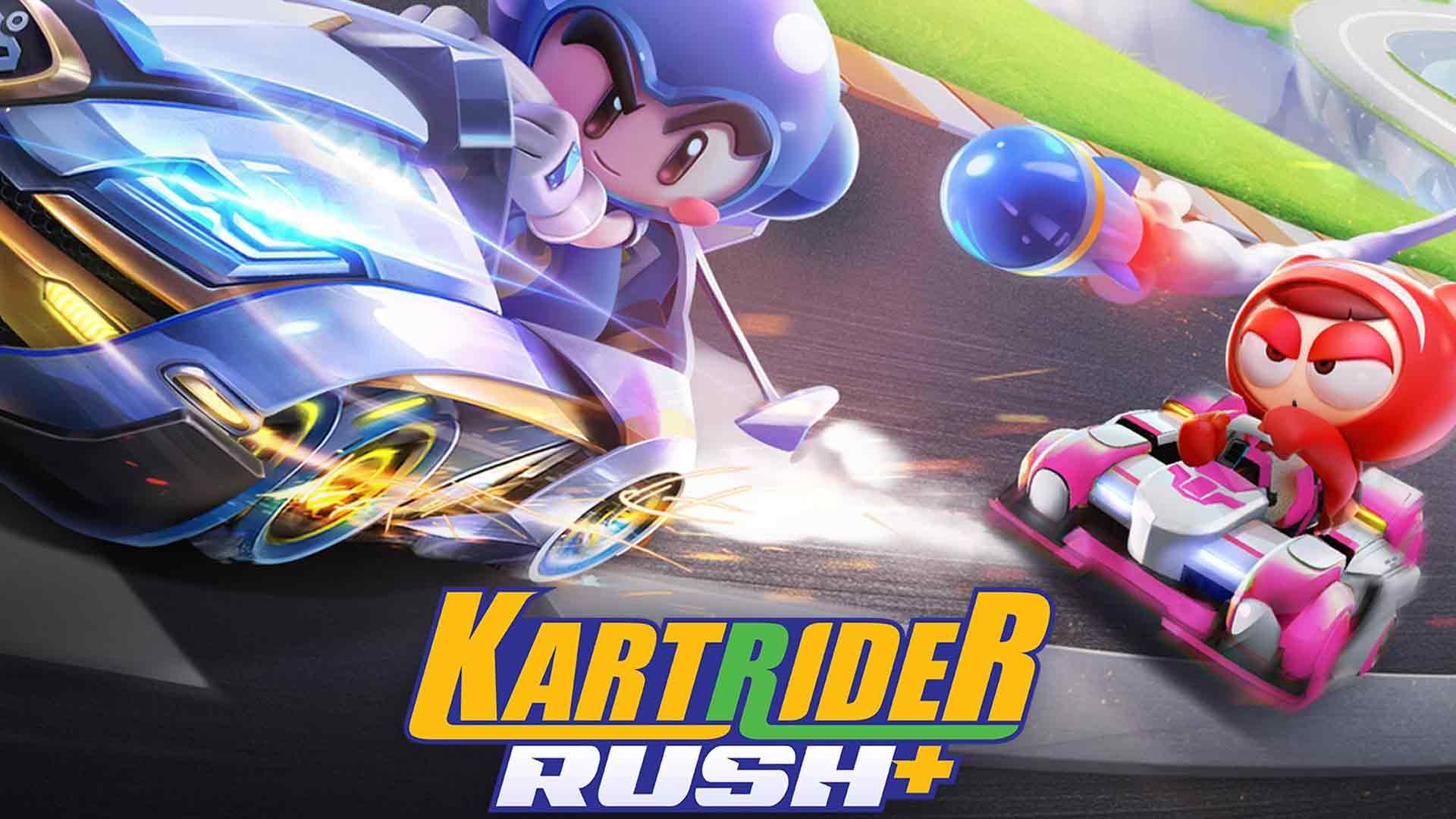 Dennis Bernardo KartRider Rush+ Interview