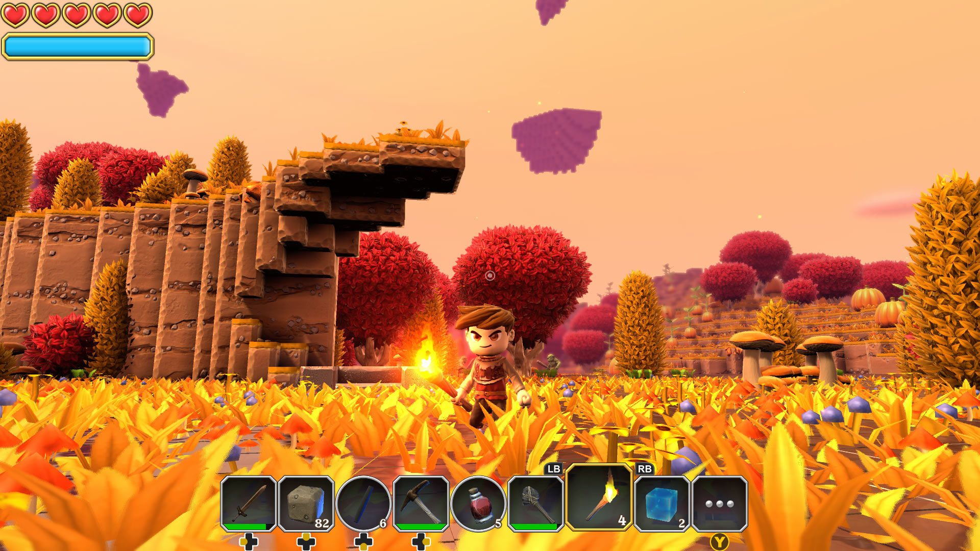 Portal Knights Games with Gold