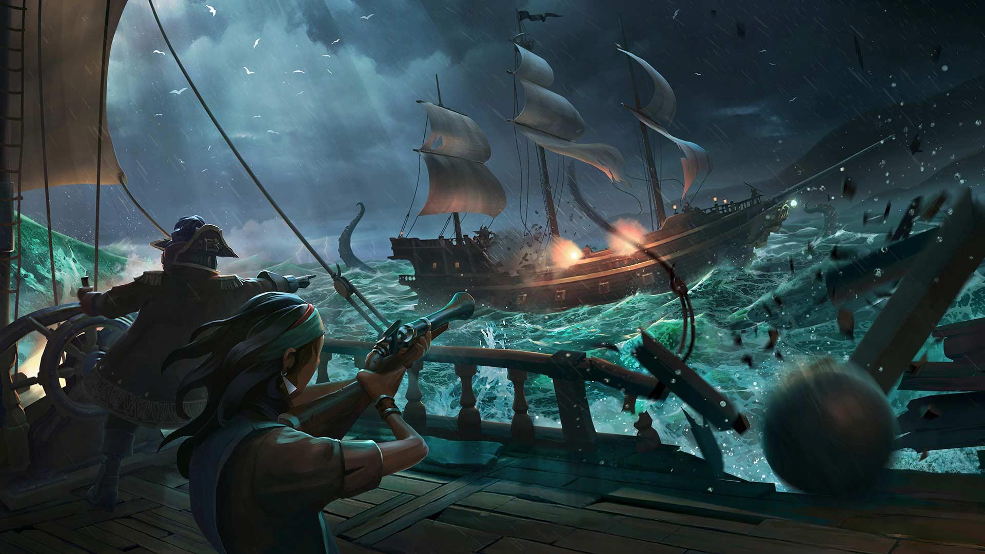 Sea of Thieves Xbox Series X Optimized