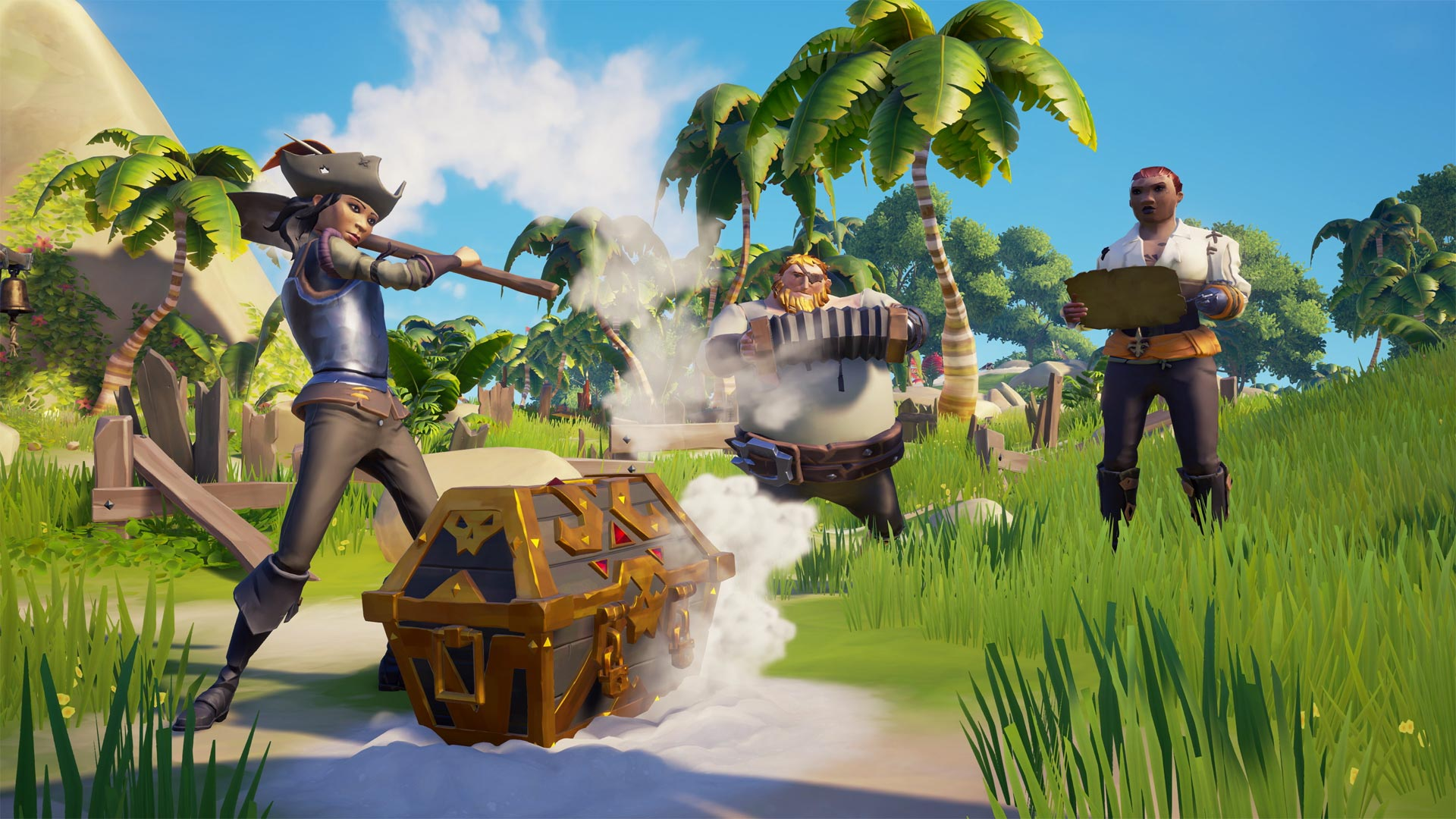 Xbox Holiday Gift Guide 2020 Sea of Thieves
