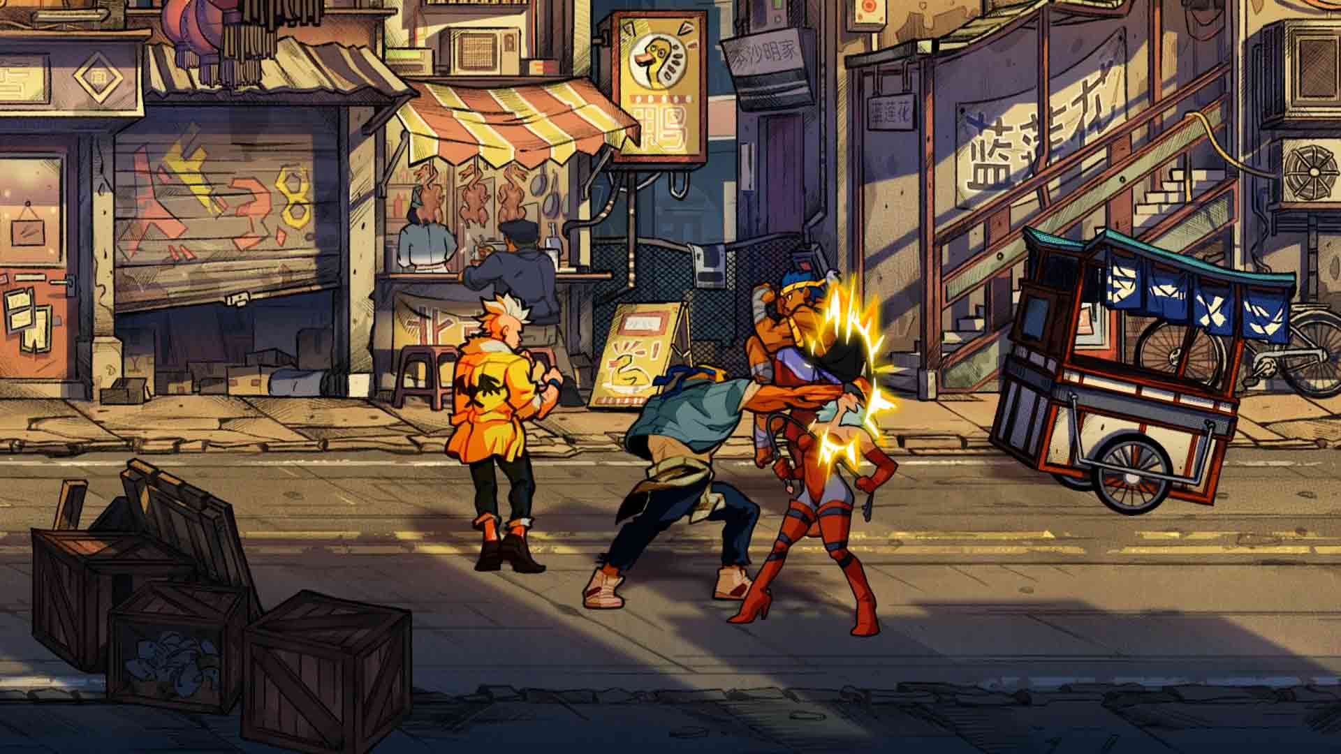 Jonathan Khersis Streets of Rage 1 & 2 Soundtracks Interview