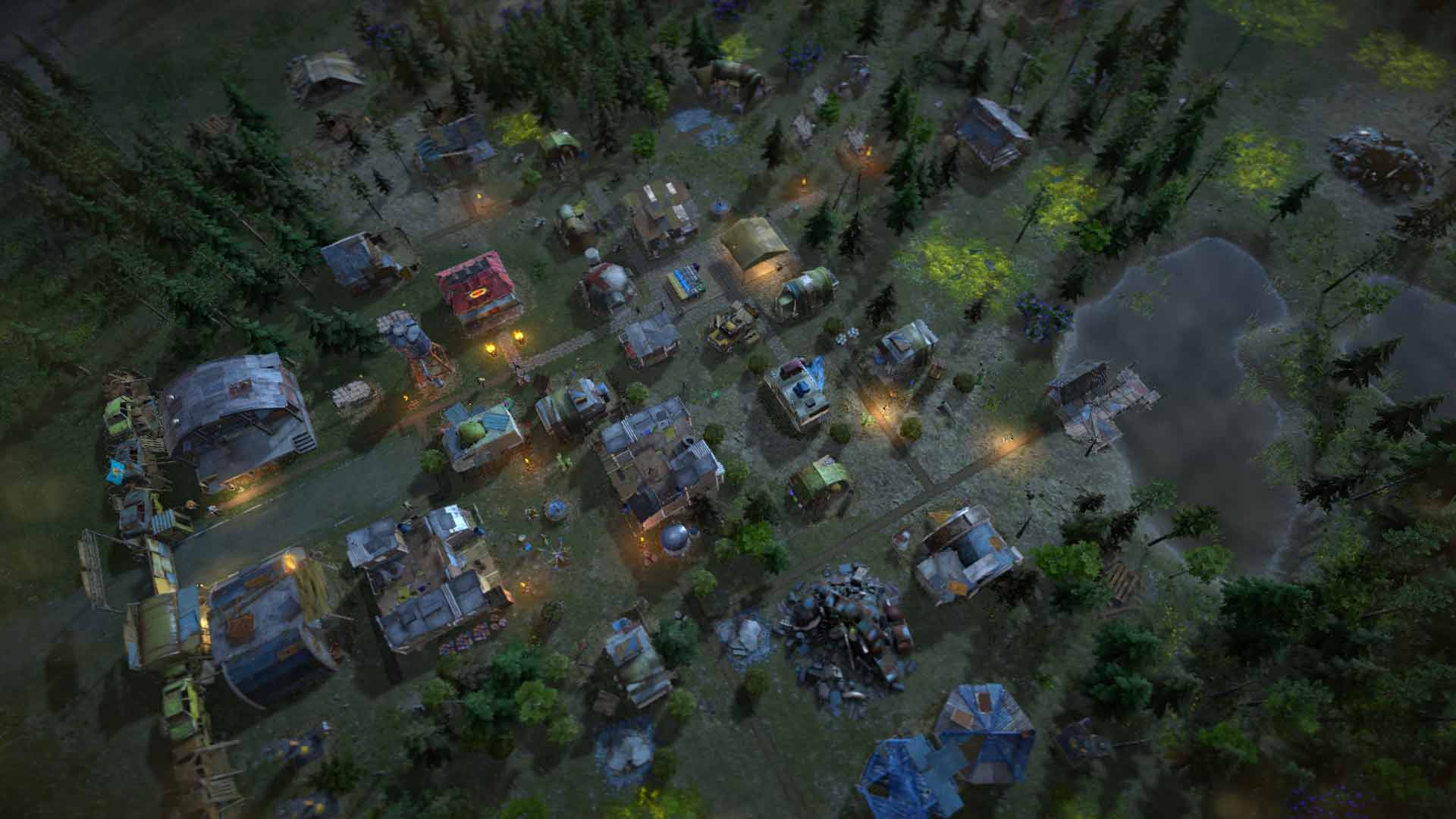 Surviving the Aftermath game