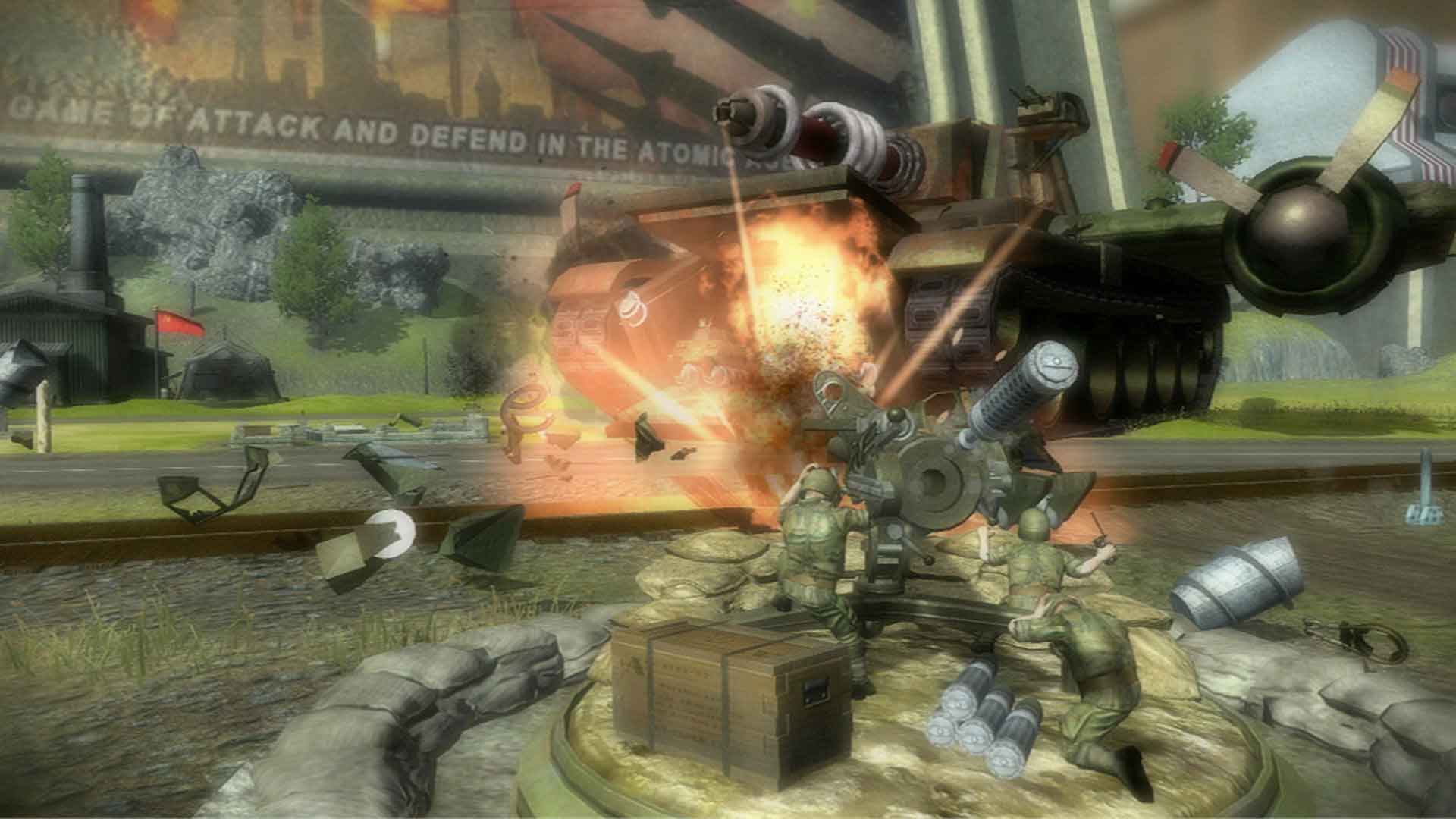Toy Soldiers: Cold War HD game