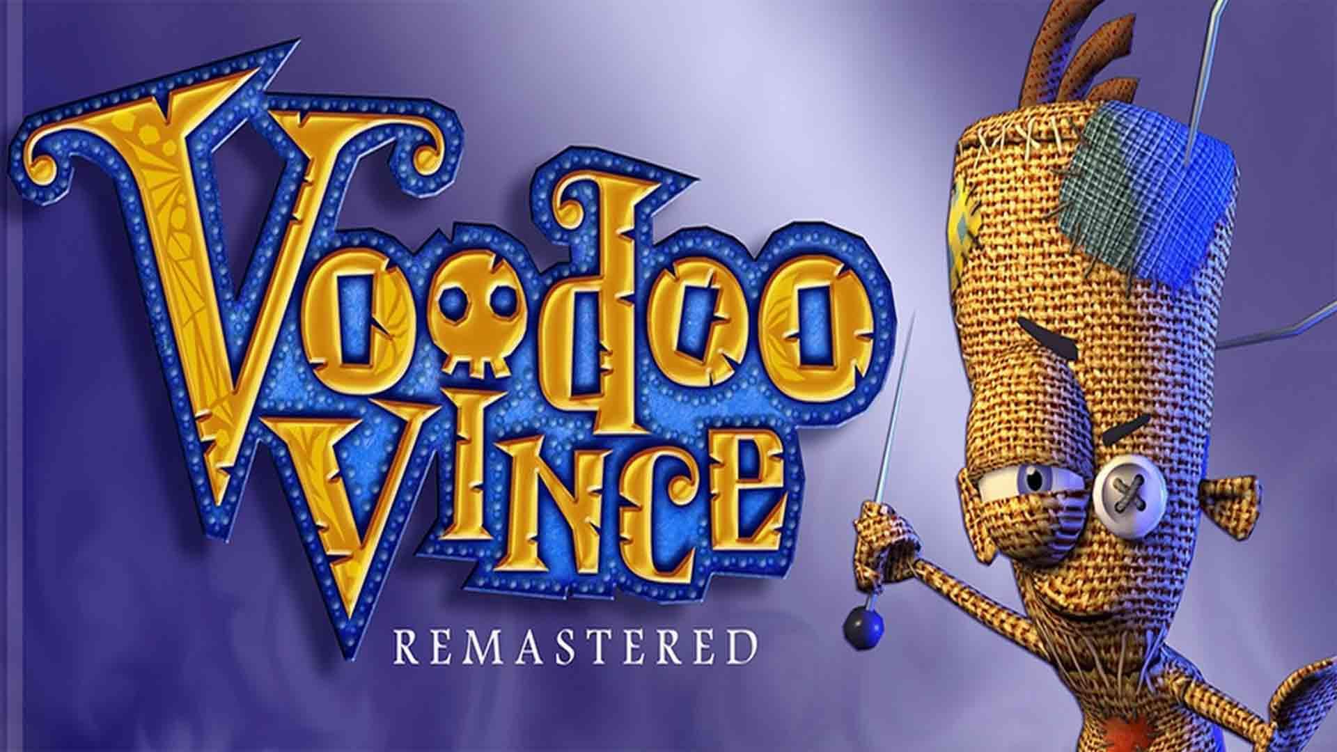 Voodoo Vince wallpaper