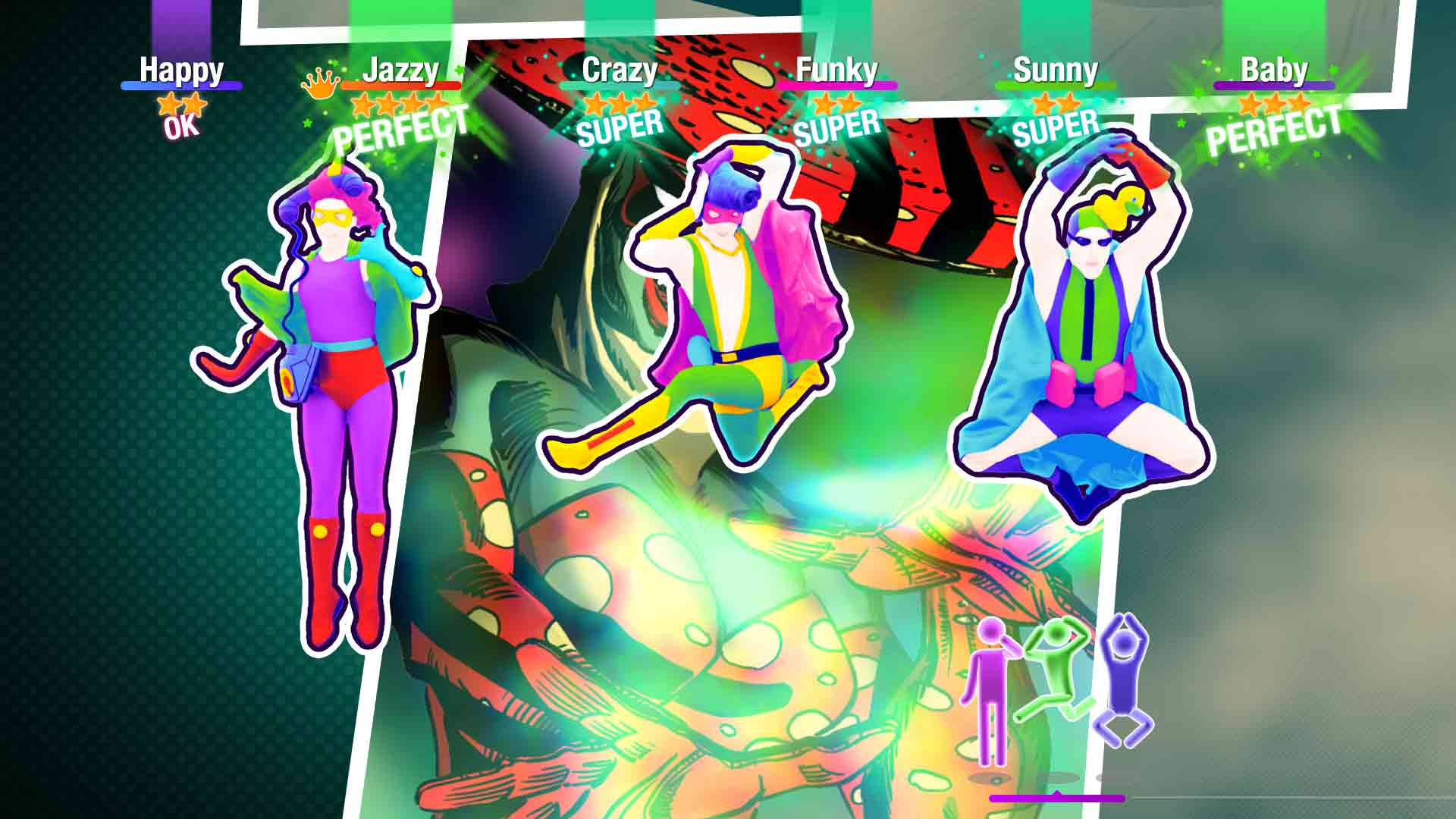 Just Dance 2021 Screenshot