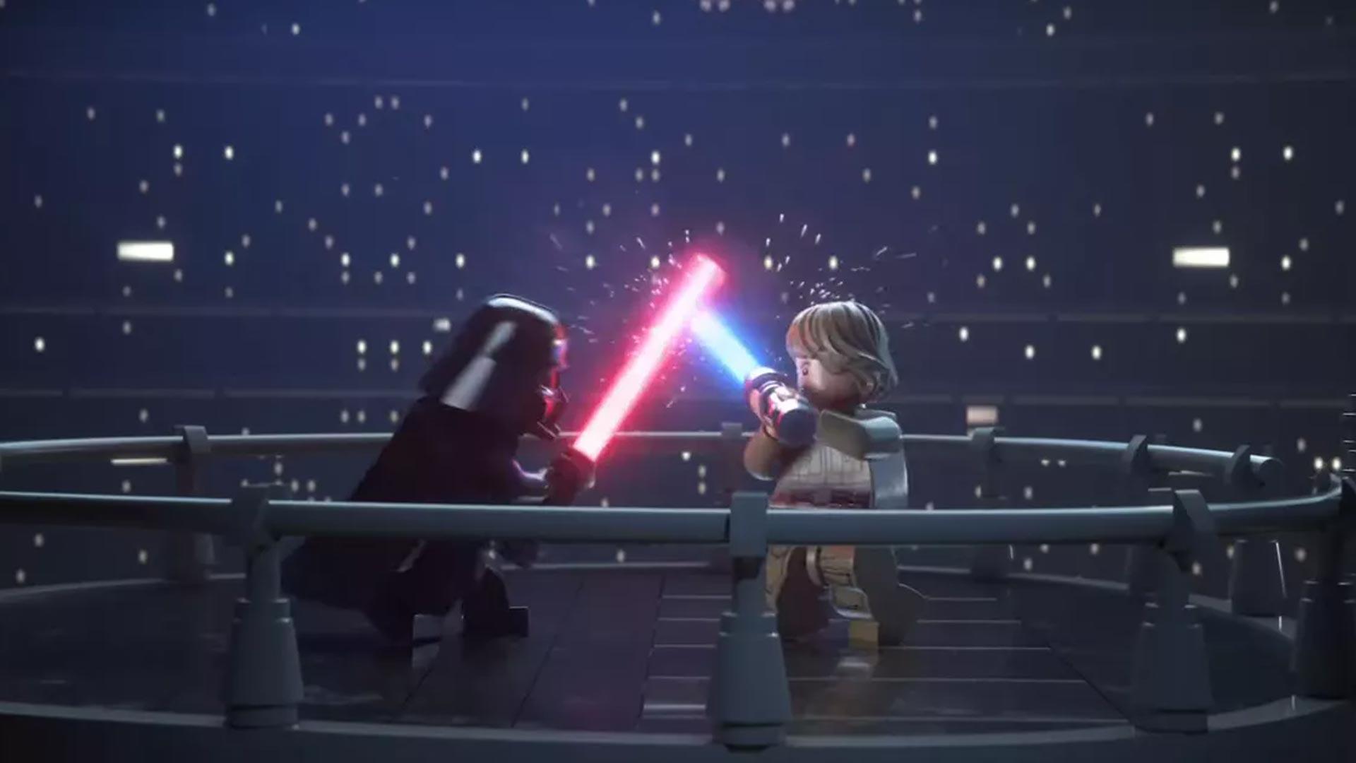 LEGO Star Wars: The Skywalker Saga 2020