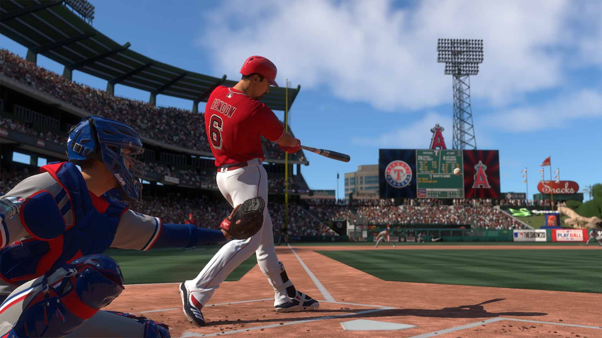 MLB The Show 20 File Size