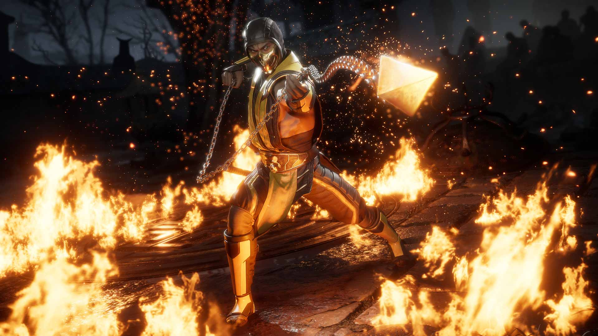 Mortal Kombat 11 Xbox Series X Optimized