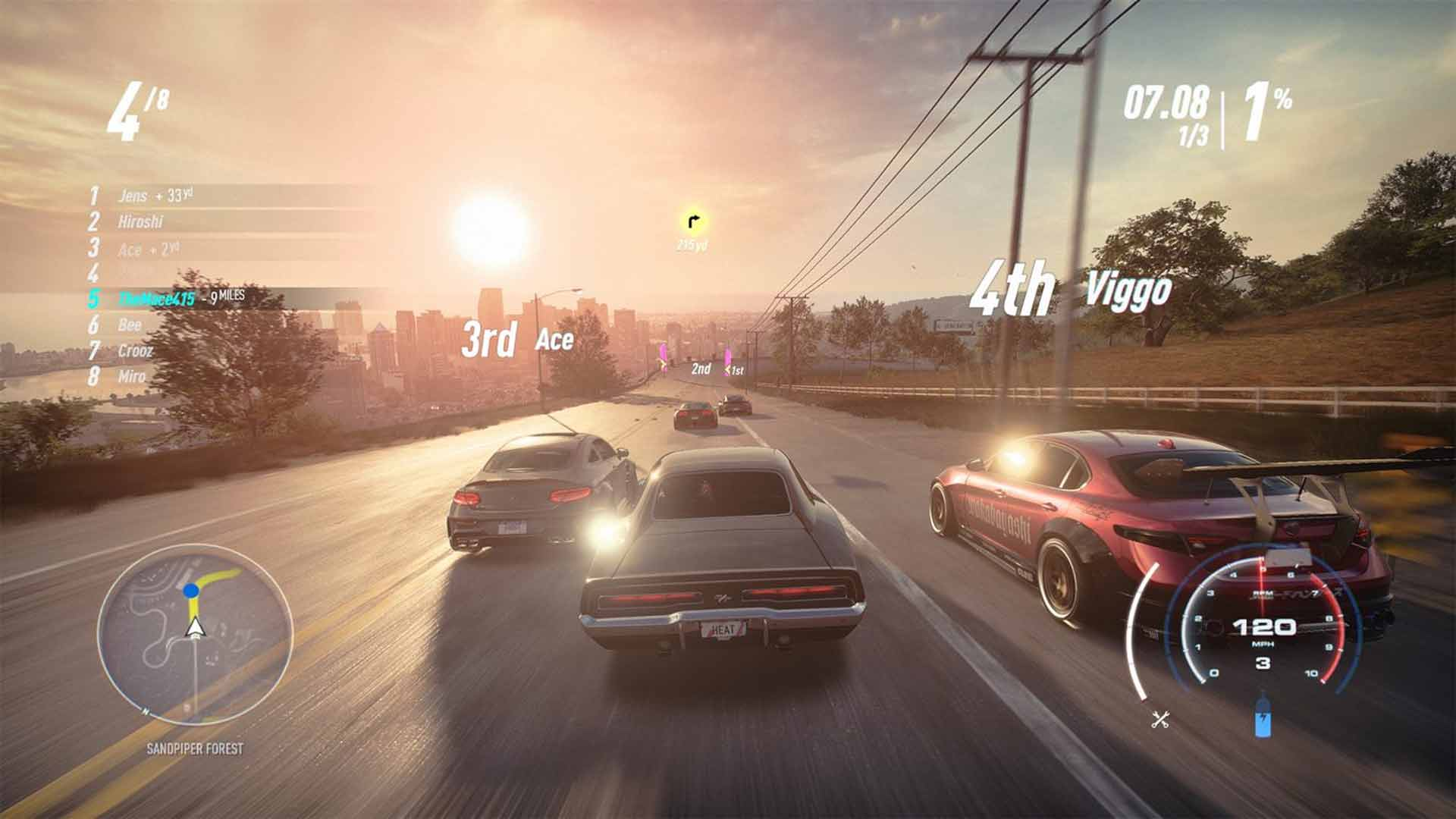 Need for Speed Heat Pass Screenshot