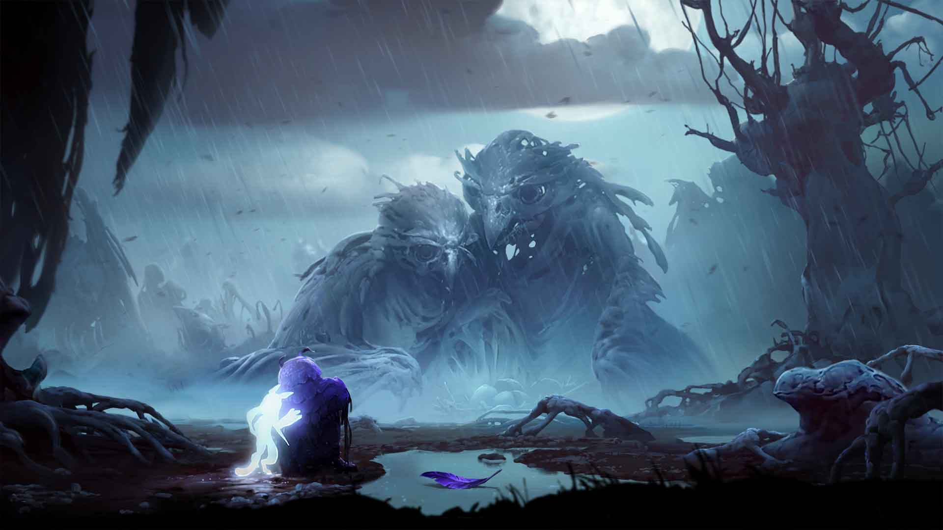 Ori and the Will of the Wisps File Size