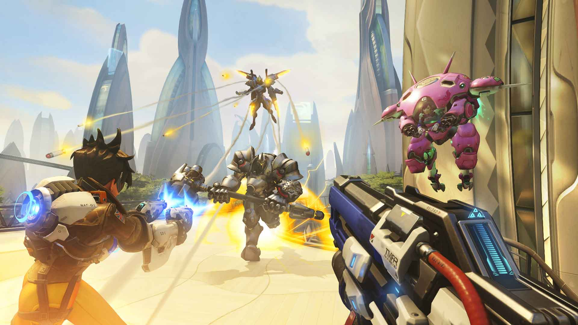 Overwatch Shooter of the Decade