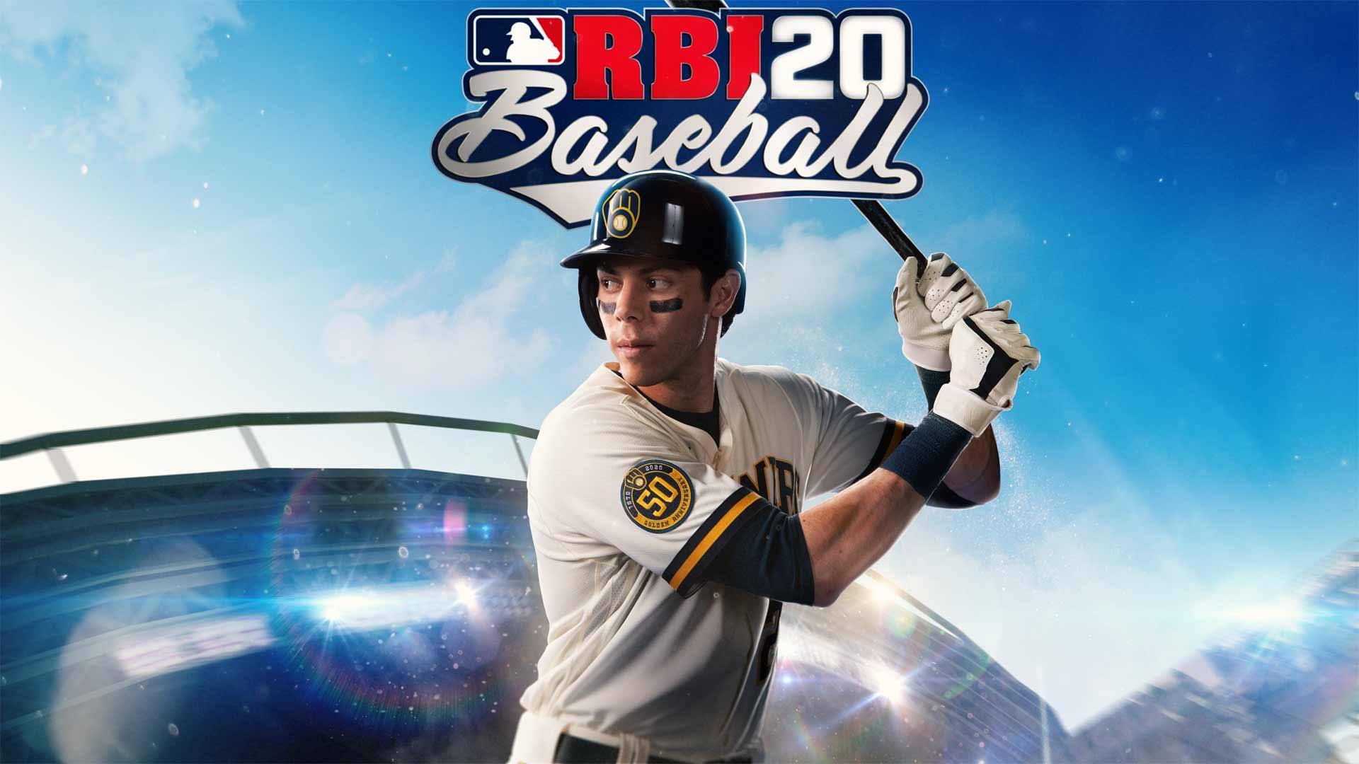 RBI Baseball 20 Cover Athlete