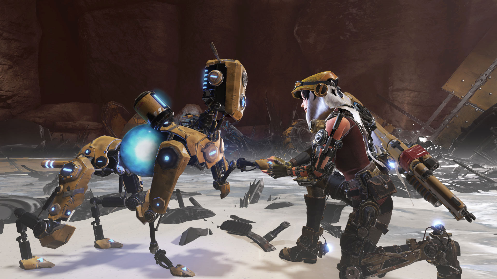 Xbox Game Pass ReCore