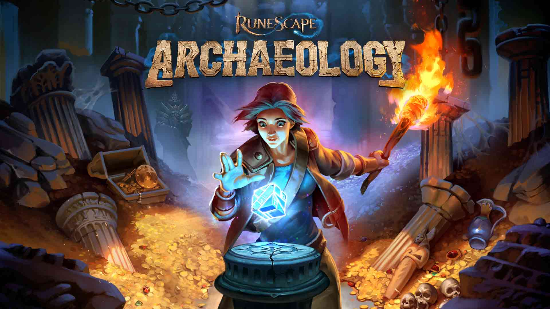 RuneScape Archaeology Update