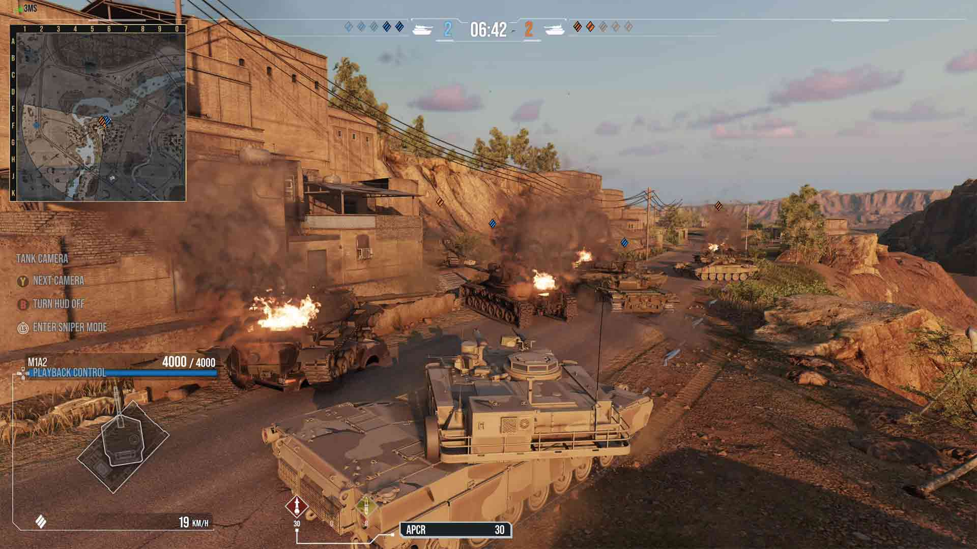 World of Tanks Modern Armor