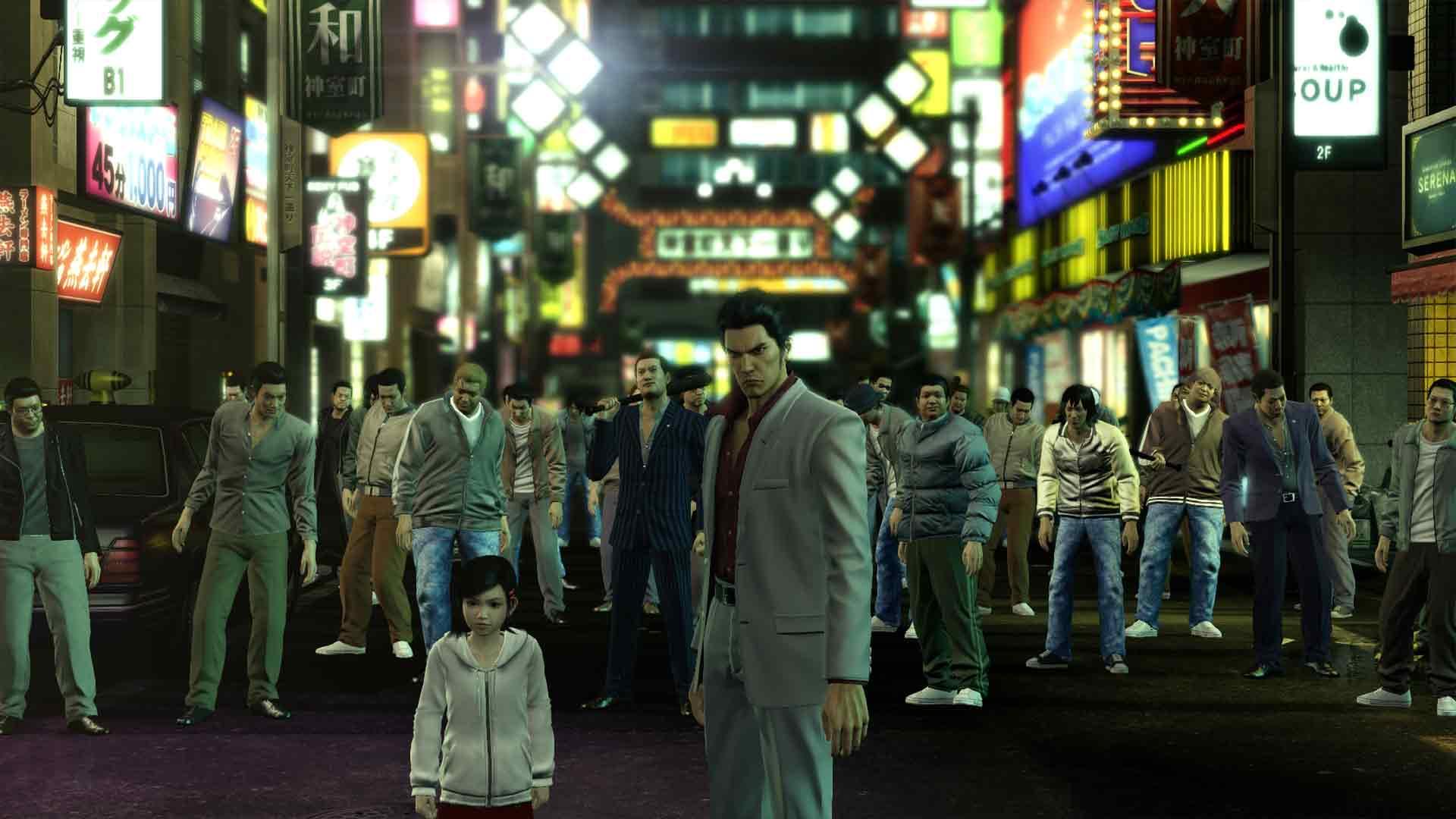 Xbox Game Pass Yakuza