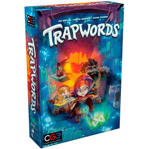 Trapwords Box Art