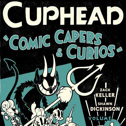 Cuphead Volume 1: Comic Capers and Curios Wallpaper