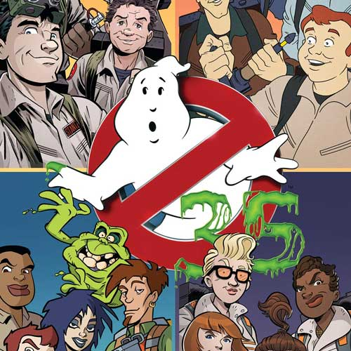 Ghostbusters 35th Anniversary Collection Wallpaper