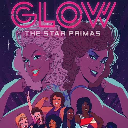 Glow vs the Star Primas Wallpaper