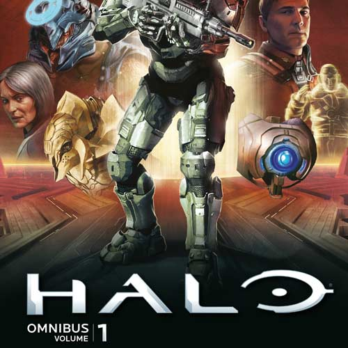 Halo Omnibus Volume 1 Wallpaper