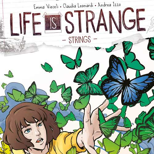 Life Is Strange: Strings Wallpaper