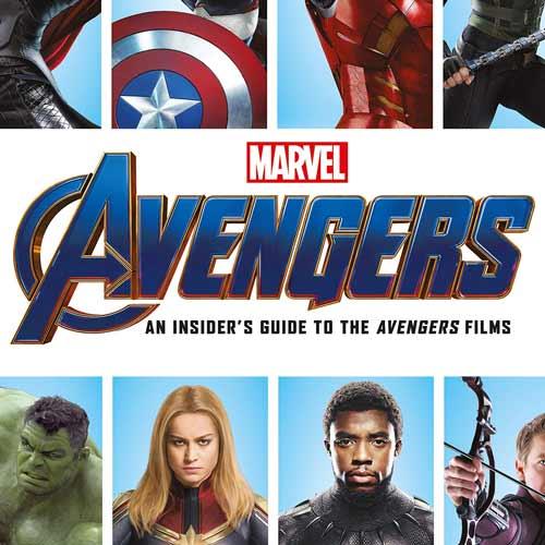Marvel Avengers: An Insider's Guide to the Avengers Films Wallpaper