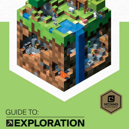 Minecraft: Guide Collection Cover